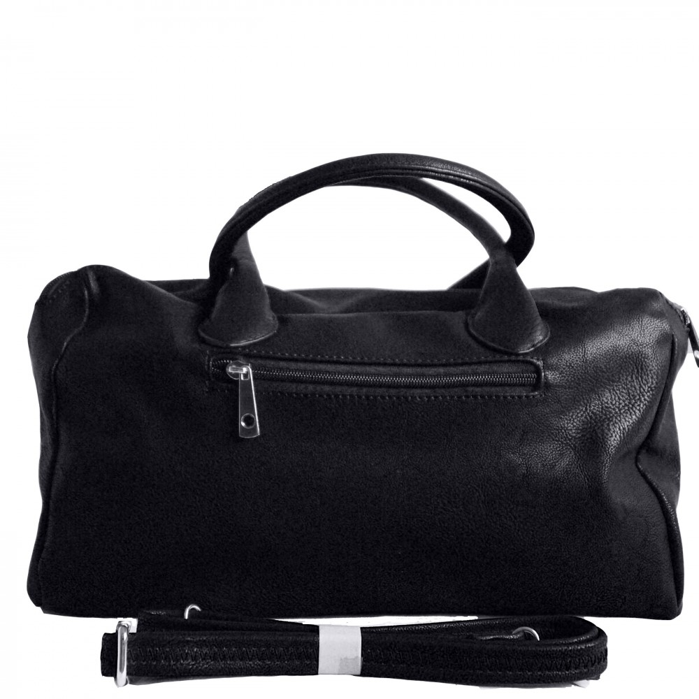 Black Handbag  Sac à Main Noir Classique affa7e2e784