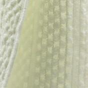Echarpe tour de cou en maille, épaisse et douce, blanche