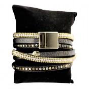 bracelet-cuir-dominante-noir-5-bracelets-doubles