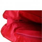 Pochette de soirée housse pour tablette rouge très classe, pour 7, 8 et jusqu'à 10 pouces